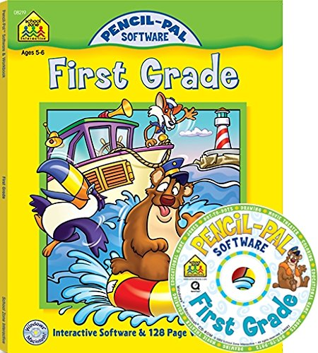 Download First Grade (Pencil-Pal Software) PDF