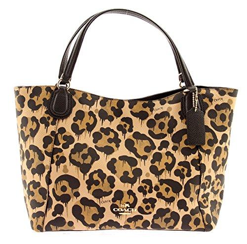 Coach Animal Print Bag - 5
