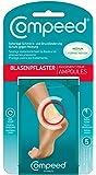 COMPEED Blasenpflaster Medium / Große Pflaster / Besonders geeignet für Blasen an den Fersen / 6,8 x 4,2cm / 1 x 5 Stück