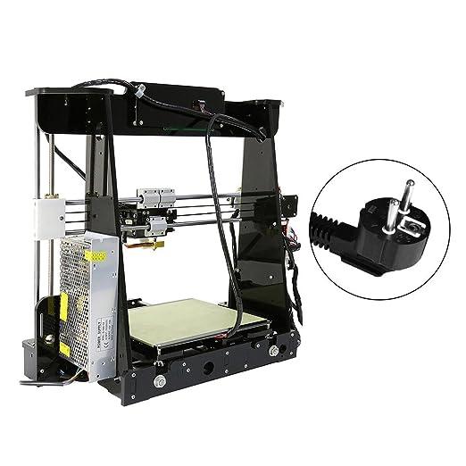 Swiftwan ANET A8 LCD 3D Impresora Kit de máquina de ...