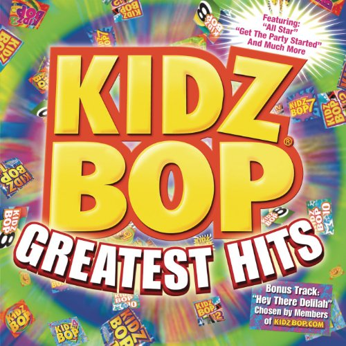 Top Songs For Halloween Party (Kidz Bop Greatest Hits)