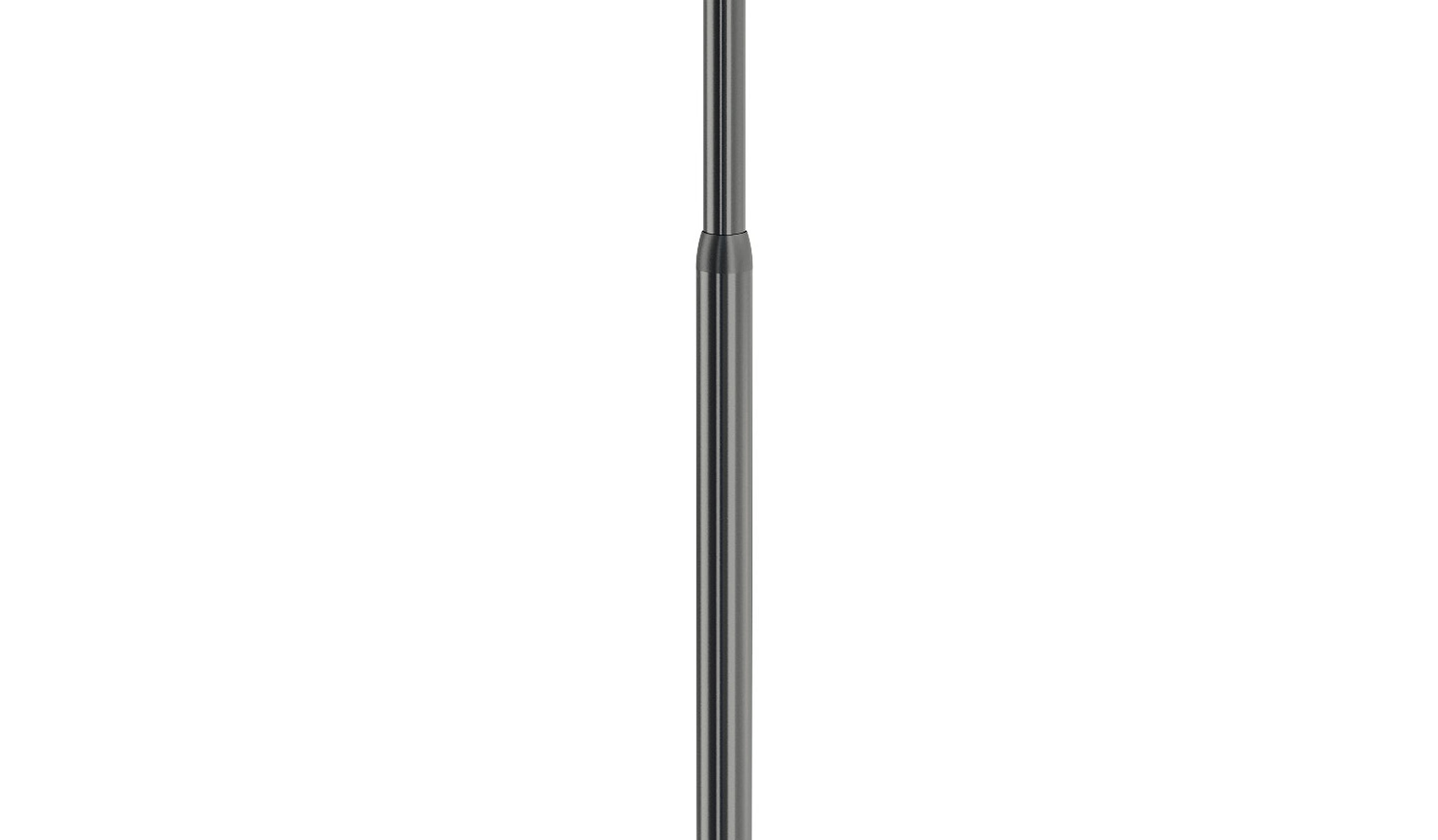 K&M Stands 26200.500.55 One-hand microphone stand -Elegance - black