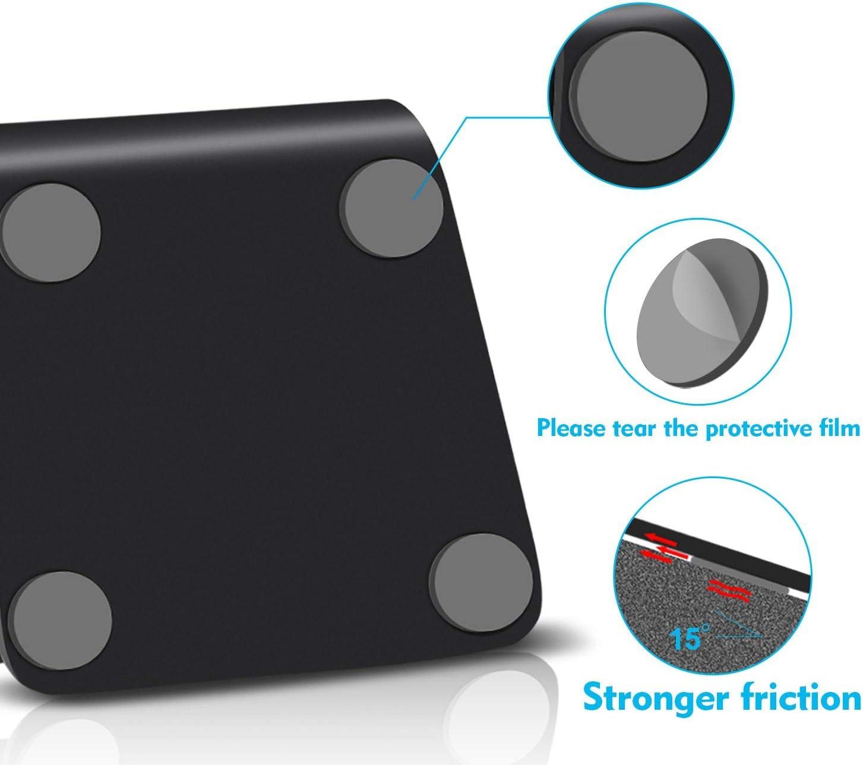 Black BYMZXBN Mobile Phone Holder Other Smart Phones Universal Desktop Phone Holder Adjustable Mobile Phone Holder