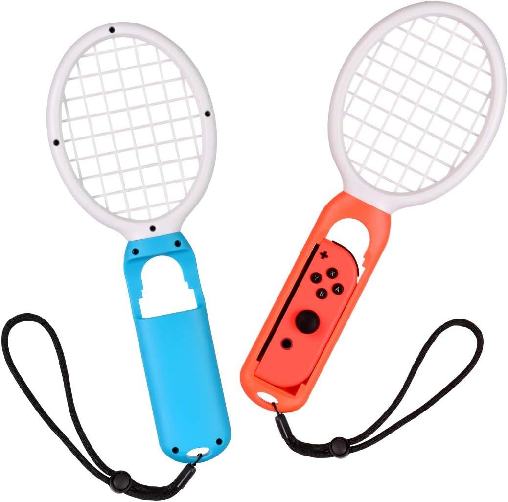 Raqueta de Tenis Joy Con para Nintendo Switch, Accesorios para ...