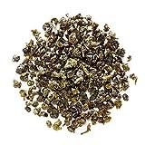 Tie Guan Yin Oolong Tea - Taiwanese High Mountain Green Oolong - Loose Leaf - Tieguanyin Wu Long Tea From Taiwan 100g 3.5 Ounce
