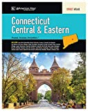 Connecticut State Central & Eastern Regional Road Atlas
