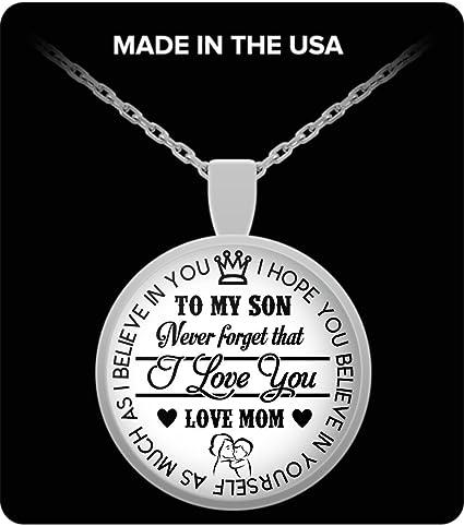Amazon.com: Regalo para hijo – regalos de madre e hijo Mom ...