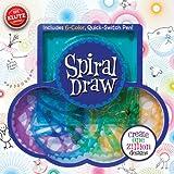 Best Klutz Kid Art Supplies - Klutz Spiral Draw Craft Kit Review
