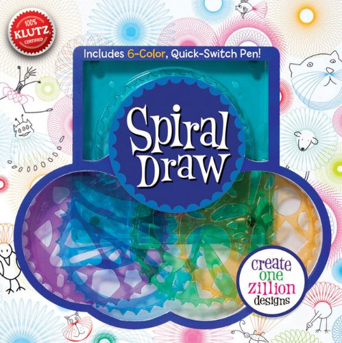 Klutz Spiral Draw Craft Kit]()