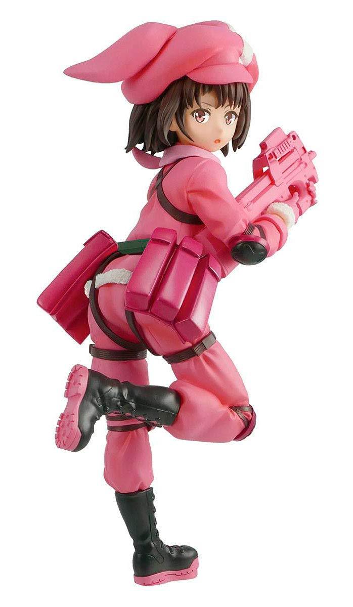 Bandai - Figurine Sword Art Online - Alternative Gun Gale Online - Llenn 18cm - 3296580824182