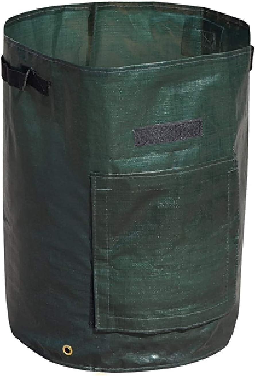 Strong Camel 10 Gallon Potato Grow Bags Portable Growing Bag Planter Bags Garden Vegetable Planter with Handles (4)