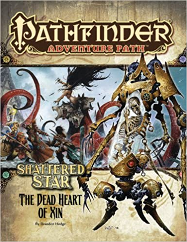 Buy Pathfinder Adventure Path: Shattered Star Part 6 - The