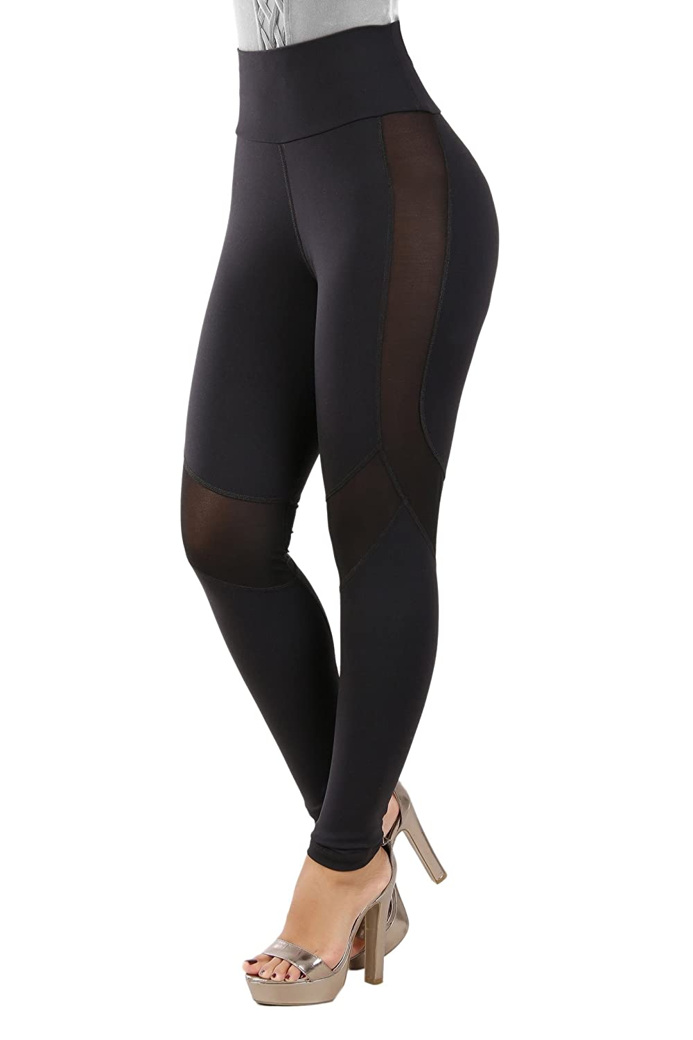 79ffc2136 LEGGINGS TO LOVE  Double layered shapewear leggings are the backbone of  every closet