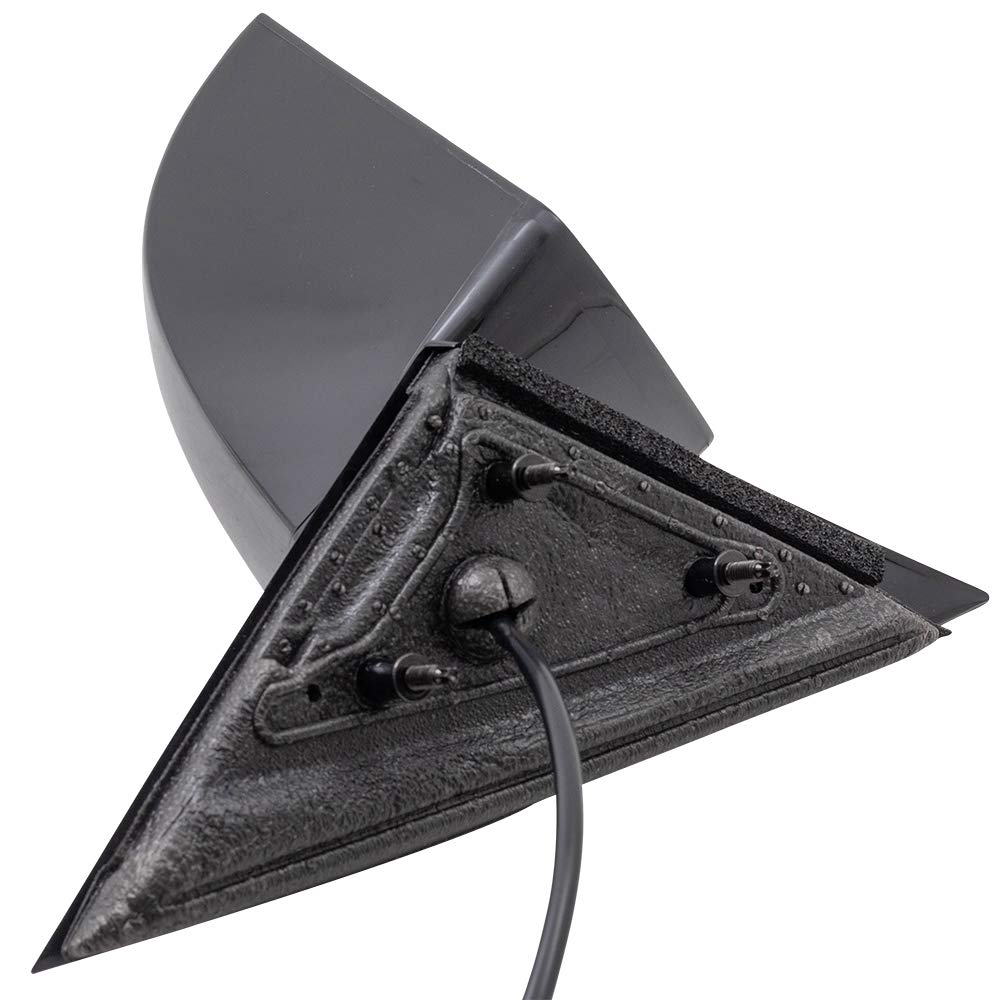 Drivers Power Side View Mirror Base w//Housing Replacement for Chevrolet Impala /& Limited 20759191