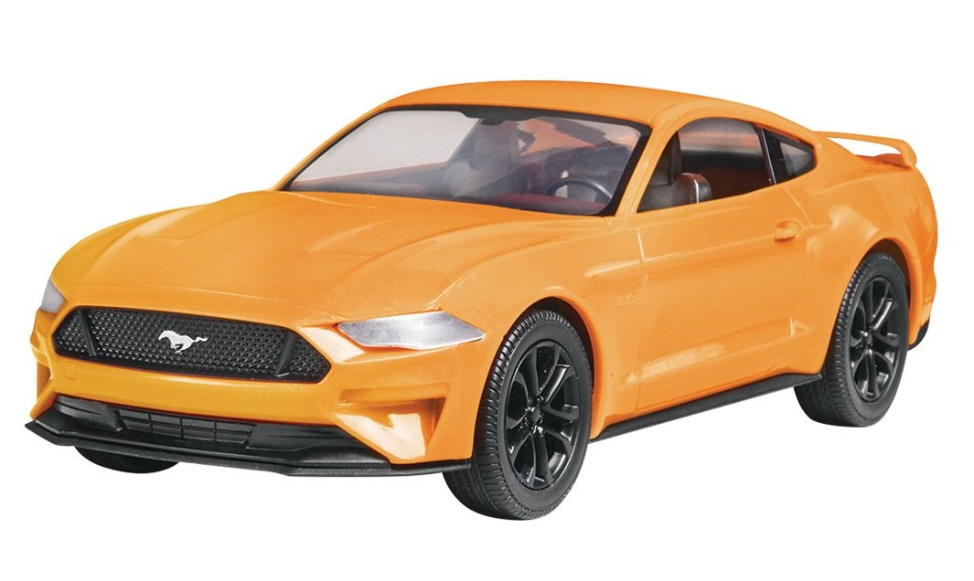 Revell 11996 2018 Mustang GT, Multi Colour Revell Inc. 85-1996