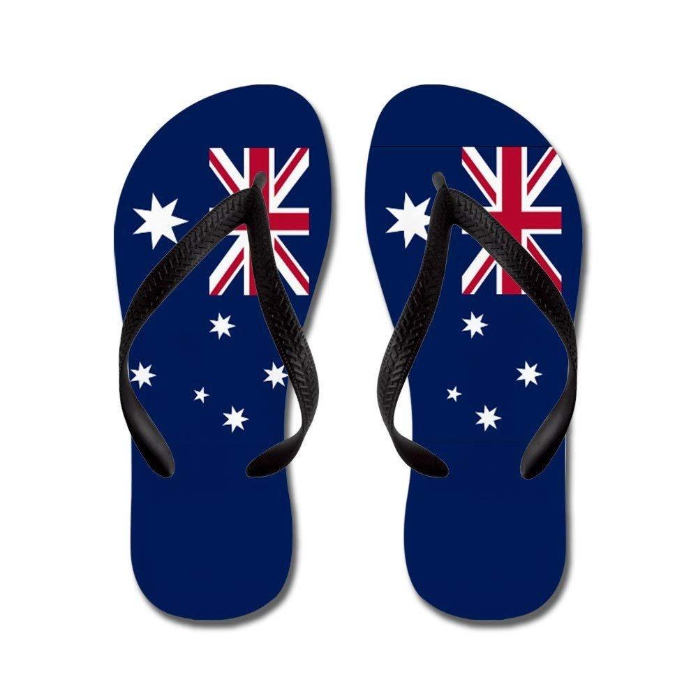 b79aa9ec86b2c5 Liuzhis Australian Flag - Flip Flops