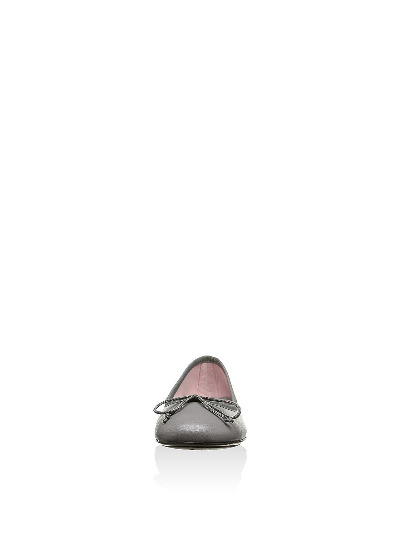 Bisue Ballerina, Damen Ballerina, Bisue grau, 37 EU - 0232b9