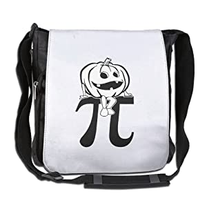 Pumpkin Pi Crossbody Bag Shoulder Bag