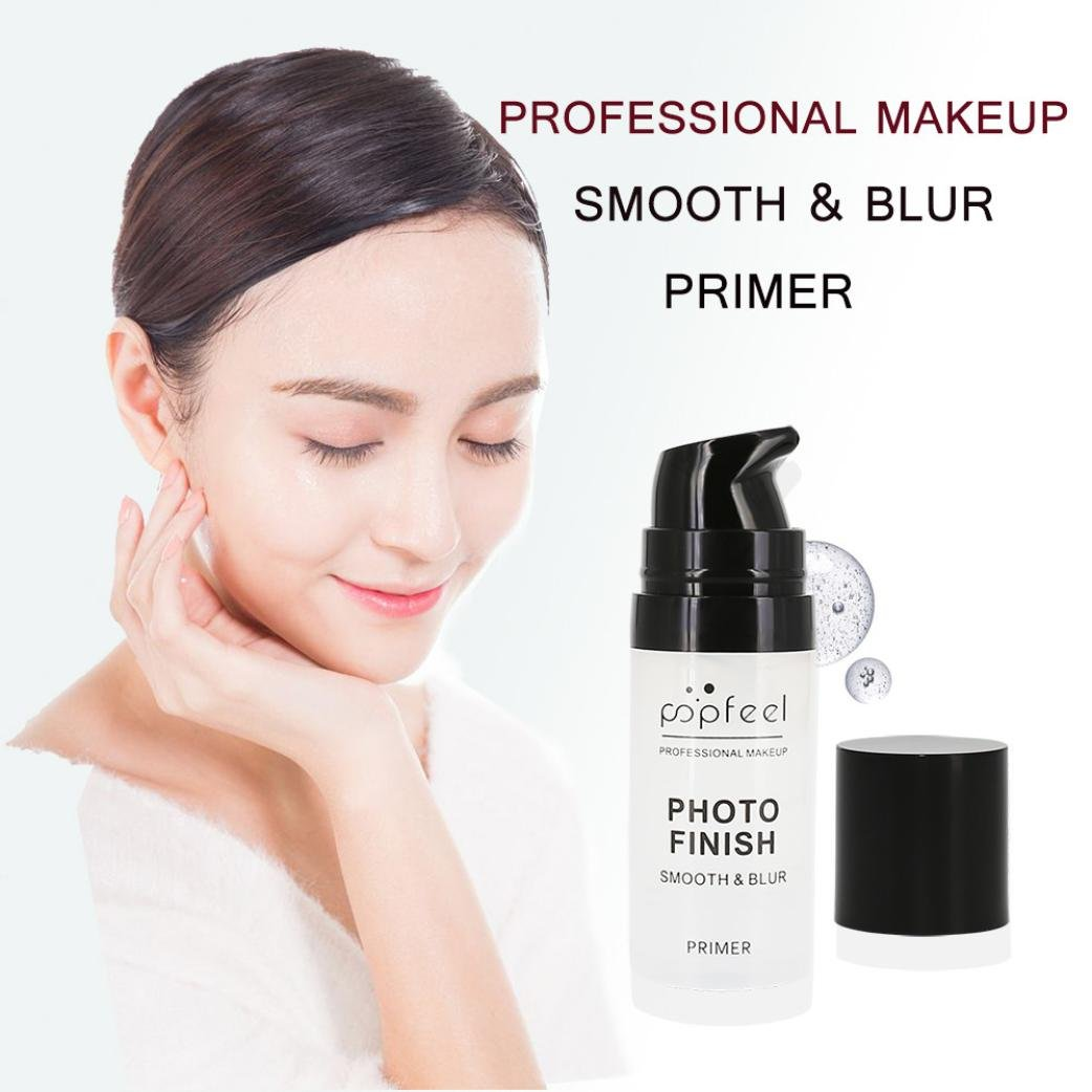 Pre Makeup Primer, Diadia Natural Blur Primer Soft Smooth Gel Textures Long Lasting Foundation Makeup