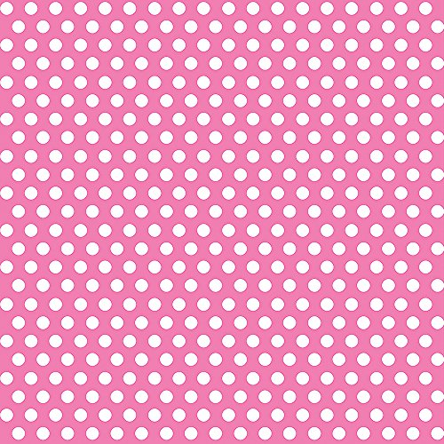 Hot Pink Polka Dot Wrapping