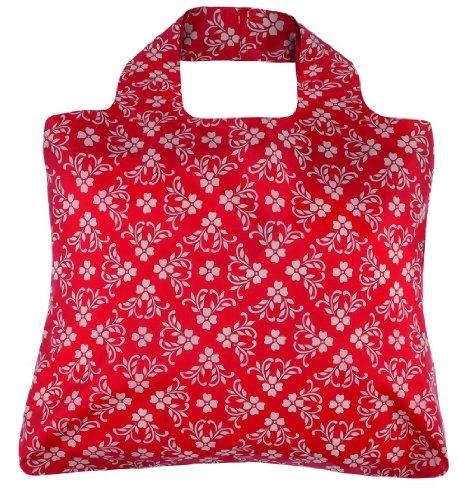 Envirosax Rosa RO.B4 Shoulder Bag,Red,One Size Envirosax Red Bag