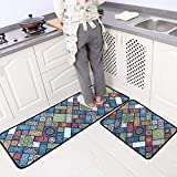Best Kitchen Mats Cushioneds - Leebei Kitchen Mats Non Slip Washable Doormat Review