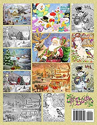 Winter Coloring Pages (+writing papers)... by Krista Wallden ... | 400x309
