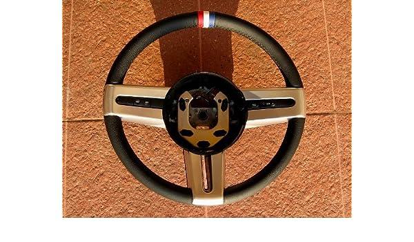 Amazon.com: RedlineGoods Ford Mustang 2010-14 cubierta del volante de: Automotive