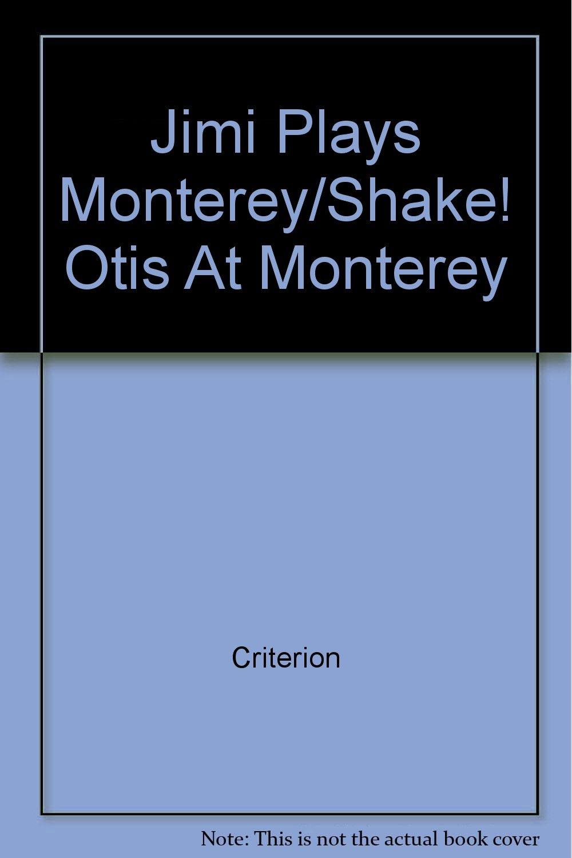 Jimi Plays Monterey/Shake! Otis At Monterey pdf