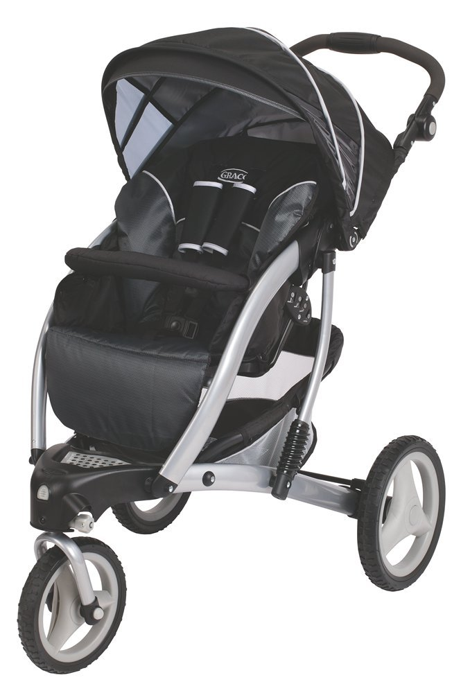 Graco Trekko Classic Connect Stroller, Metropolis Discontinued by Manufacturer