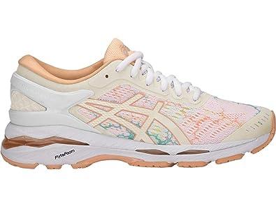 18a2a8b5acc72 ASICS Womens Gel-Kayano 24 Lite-Show Running Shoe