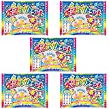 Drawing Gu-mmy Land Set Japaneese DIY Candy 5pcs Kracie Children Snack Food Ninjapo