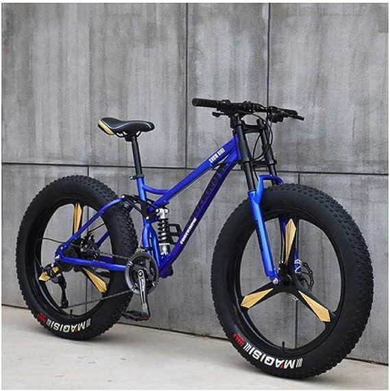 QIMENG Bicicleta Montaña Adulto 26