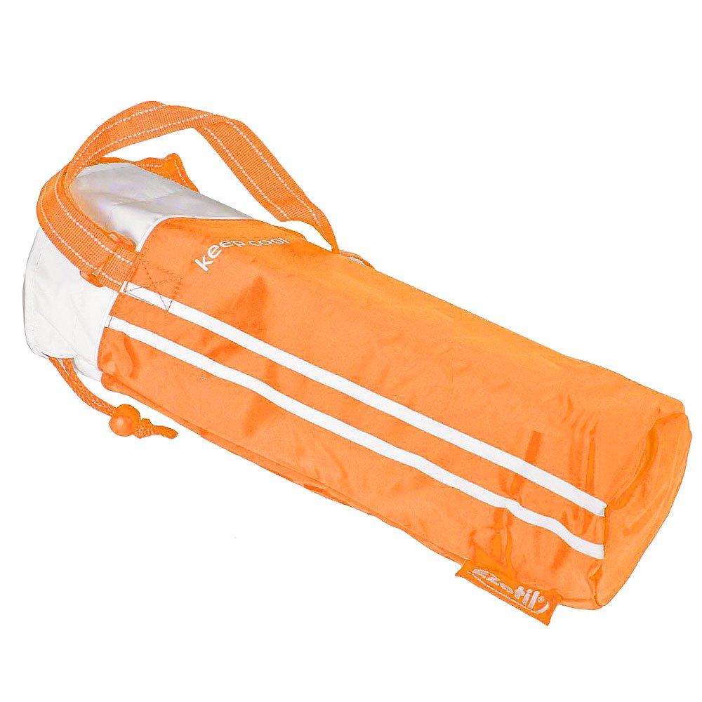 Unbekannt 2l Flaschen Kühl Tasche orange Camping Picknick Thermo Isolier Getränke Beutel tragbar Harms 504795