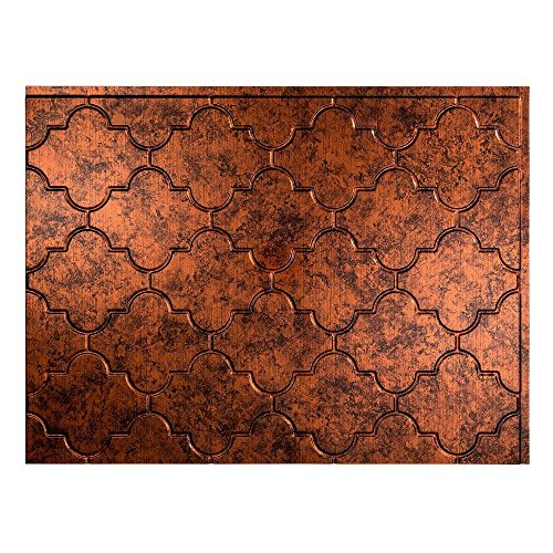 copper kitchen backsplash - 3