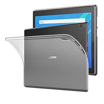 Funda Lenovo Tab 4 10 Plus, Gosento Funda Carcasa Bumper ...