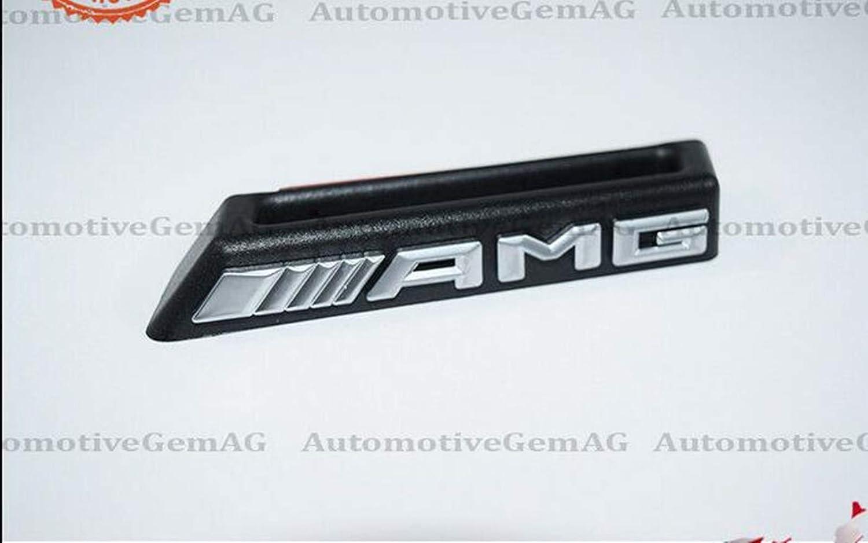 C63 E63 G//CLA45 compatible con Parrilla delantera para radiador Benz AMG