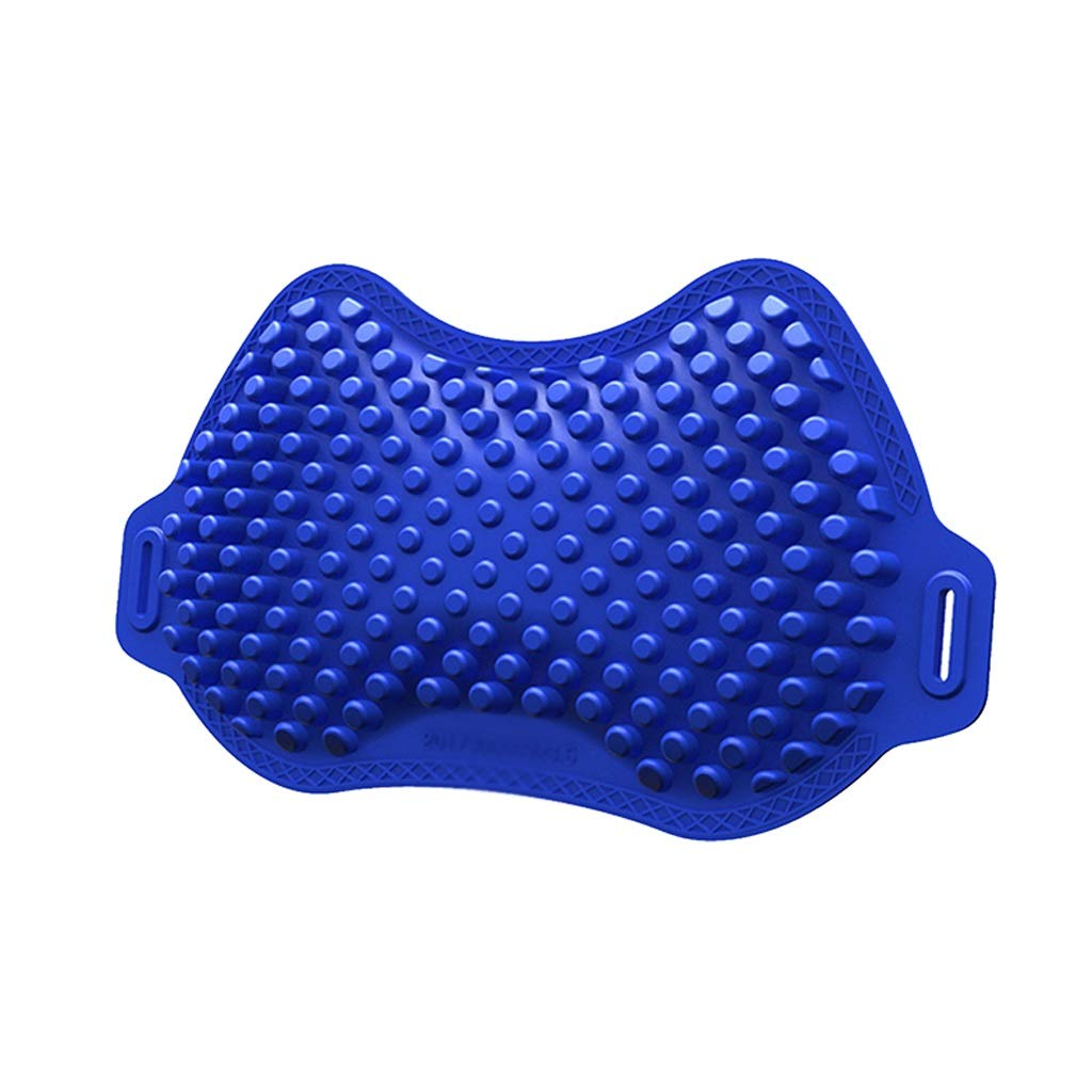 Qi Peng Silicone Ventilation car seat Summer Single Piece Cooling mat Universal Cool pad Truck Summer Breathable Cushion seat Cushion (Color : E, Edition : 3#)