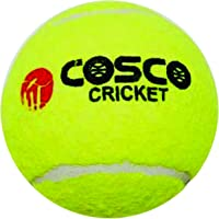 YIS Cosco Tennis Cricket Ball - (Pack of 2)