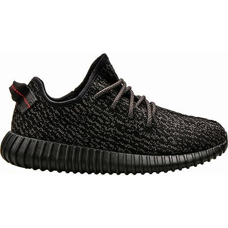 Adidas Men Yeezy Boost 350- Limited stock Black Fabric US 11.5