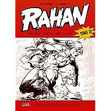 RAHAN T.10 ÉDITION NOIR ET BLANC