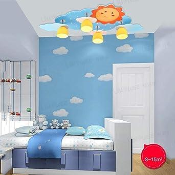 Kreative Cartoonu0027s Fish Kinderzimmer LED Deckenleuchten Für Schlafzimmer /Kindergarten/Schule/Pool/