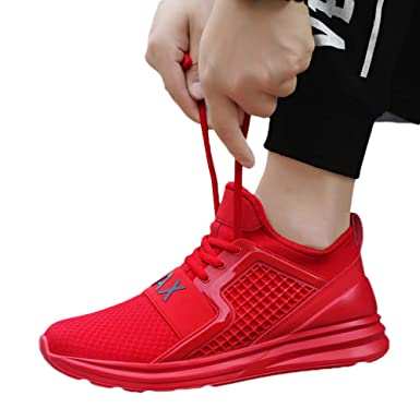 Amazon.com: Sharemen Mens Walking Tennis Shoes Blade Slip On Casual Fashion Sneakers: Clothing