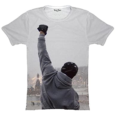 Veni Vici T-Shirt Rocky Balboa - Bunt - S