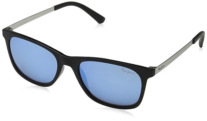 Pepe Jeans AJAX Gafas de Sol, Negro (Black/Blue), 53.0 ...