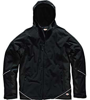 Dickies due toni Micro Softshell Giacca in pile LAVORO WORKWEAR jw7011