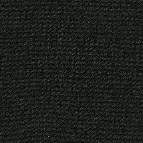 (Sunbrella Canvas, Black, 60