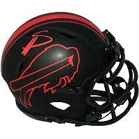 $216 » Stefon Diggs Signed Autographed Buffalo Bills Eclipse Speed Mini Helmet Beckett - Autographed NFL Mini Helmets