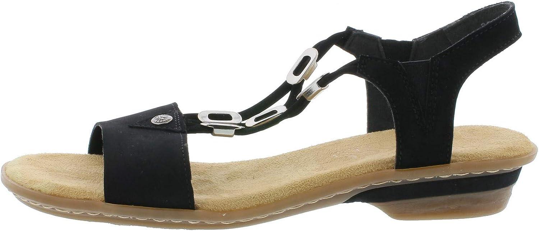 RIEKER 608y4 noir | Chaussure, Mode, Produit
