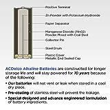 ACDelco AA Super Alkaline Batteries in